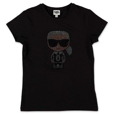 Karl Lagerfeld t-shirt nera