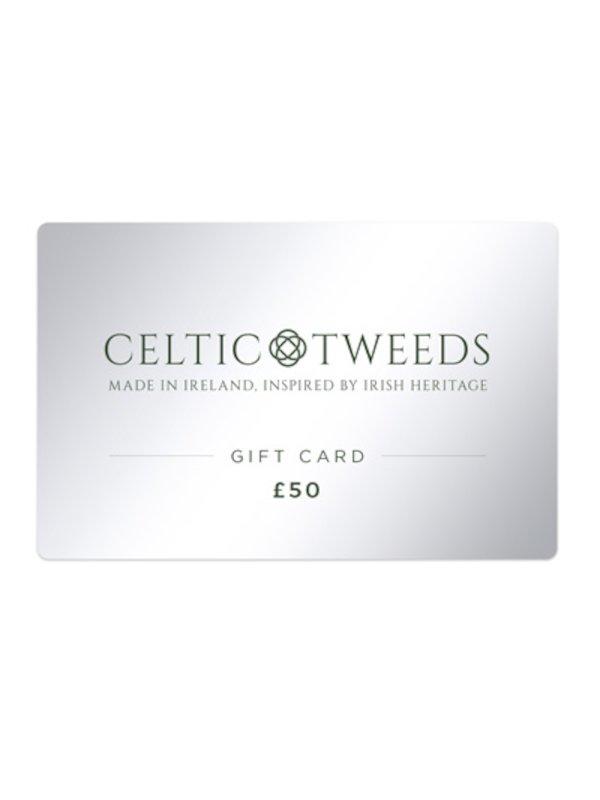 Geschenkkarte £