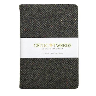 Green A5 Notepad