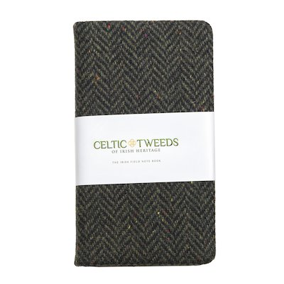 Green A6 Notepad - Green