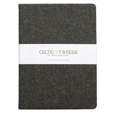 Green A4 Notepad