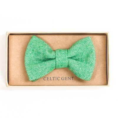 Shamrock Bow - Green