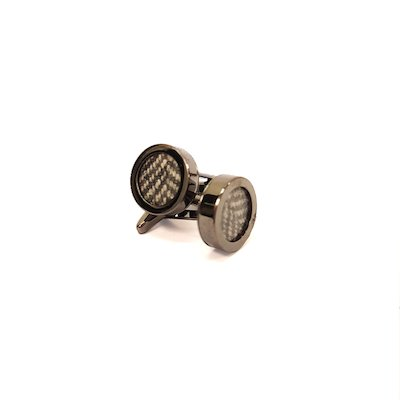 Fossil Grey Cufflinks
