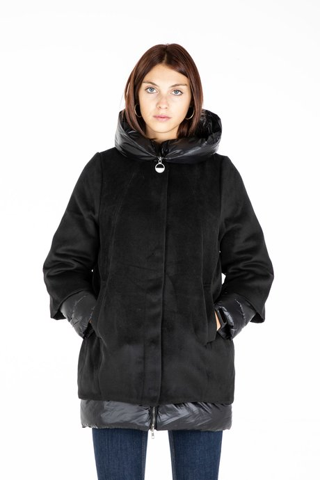 Coat with Long Jacket