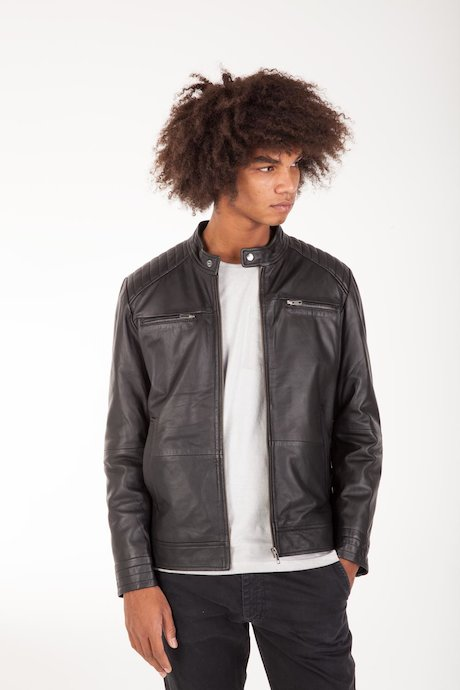 Leather Jacket Biko