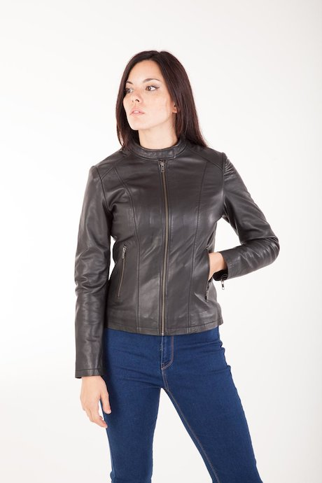 Leather Jacket Fori
