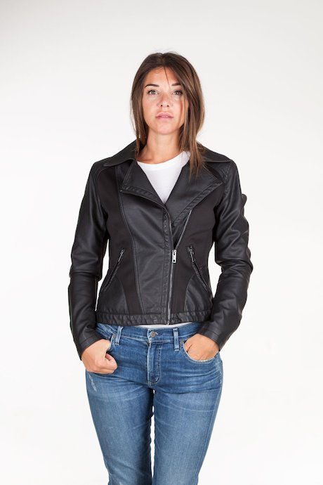 Woman's Jacket - JWLAOSTPNU
