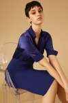 Chiara Boni USA - Archie Dress - Iris - Chiara Boni USA