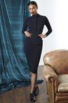 Chiara Boni USA - Hanife Dress - Black - Chiara Boni USA