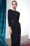 Chiara Boni USA - Paulene Dress with Belt - Black - Chiara Boni USA