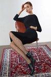 Chiara Boni USA - Paulene Dress - Black - Chiara Boni USA