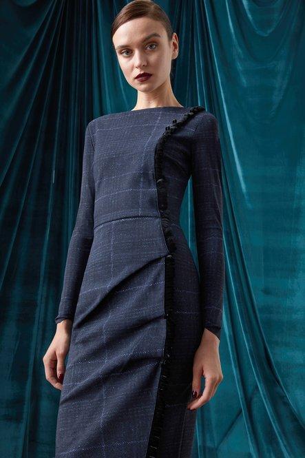 Zurine Printed Dress
