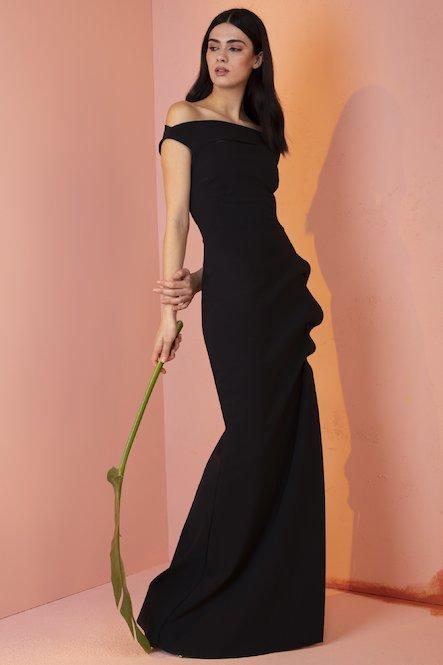 Melania Gown