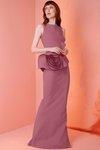 Chiara Boni USA - Morny Gown - Orchid - Chiara Boni USA