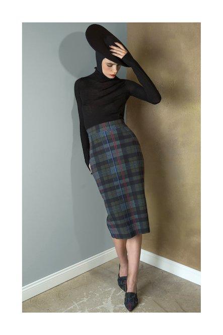 Tartan Lumi Skirt