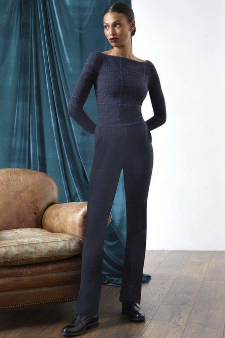 Petronilla Printed Pants