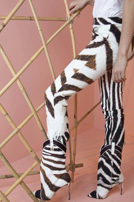Print Boots