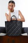 Chiara Boni USA - Esedra Bag - Black - Chiara Boni USA