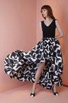 Chiara Boni - Rahel Dress - White And Black - Chiara Boni