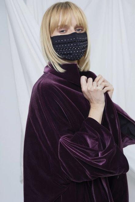 Sparkling Face Mask