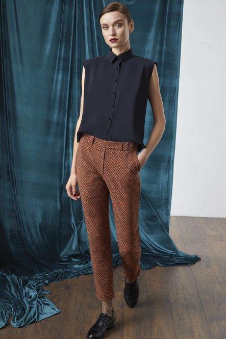 Pantaloni Lisbeth Stampati