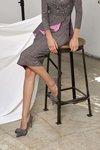 Chiara Boni - PRINTED DECOLLETE - Princes Of Wales Rose - Chiara Boni