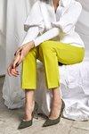 Chiara Boni - PRINTED PUMPS - Lady Balmoral Green - Chiara Boni
