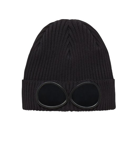 UNDER16 GOGGLE COTTON BEANIE HAT