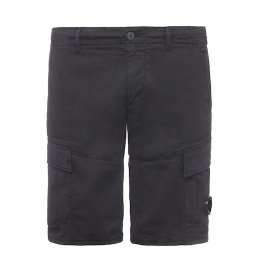 GD STRETCH SATEEN LENS CARGO SHORTS