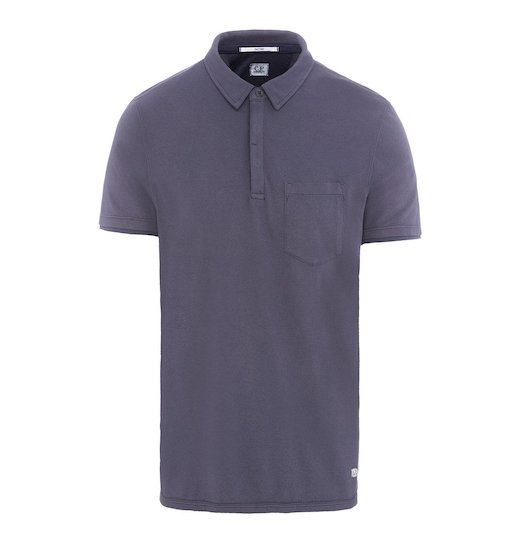 TACTING GD PIQUET POCKET SS POLO