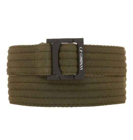Quilted Tape Belt