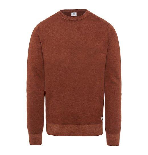 Merino Wool GD Crew Sweater