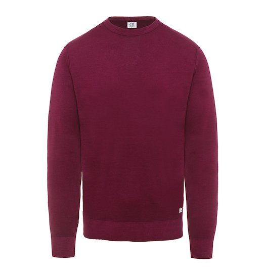 Merino Wool GD Crew Sweater