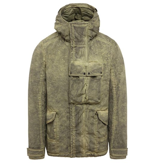 Re-Colour Nycra Goggle Utility Short Jacket