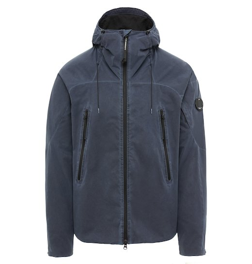 Re-Colour Pro-Tek Lens Full Zip Hooded Short Jacket