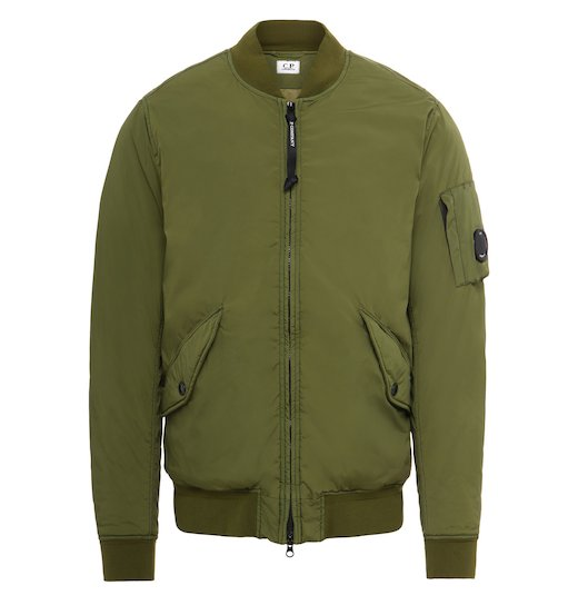Nycra GD Lens Military Bomber Short Jacket