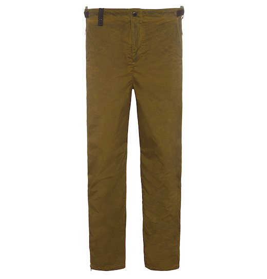 Re-Colour Stretch Nylon GD Zip Track Pants