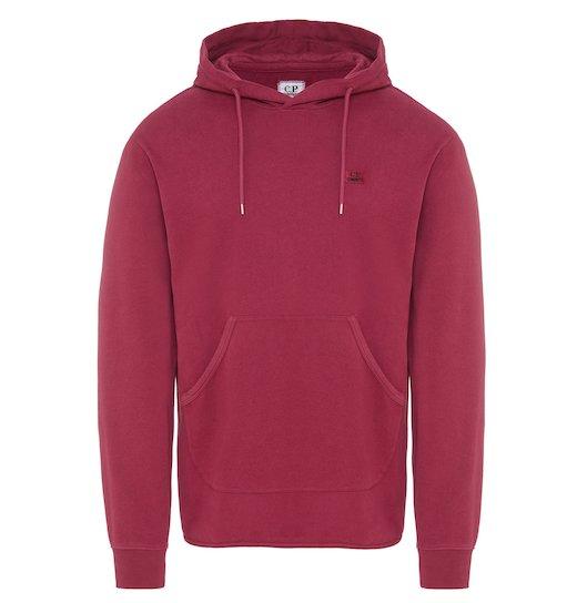 GD Heavy Emerized Jersey Hooded Sweatshirt