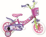 DISNEY MINNIE MOUSE CLUB HOUSE, BICI CITY 12