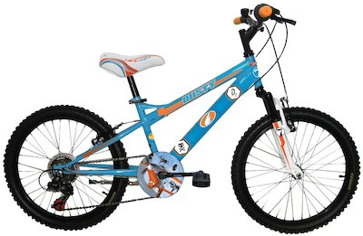 DISNEY PLANES DUSTY MTB OFF-ROAD 20