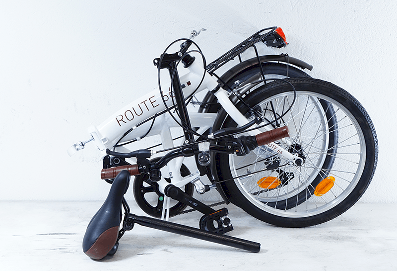 ROUTE 66 - R66 ELEGANT FOLDING BIKE 20