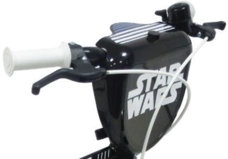 DISNEY STAR WARS STORMTROOPER, BICI 14