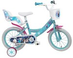 DISNEY FROZEN 2 ELSA AND ANNA, BICI 14