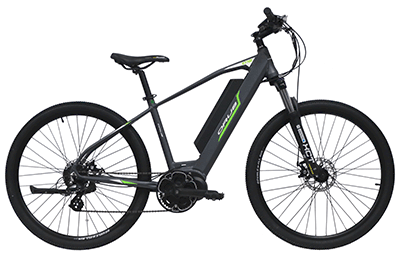 DENVER ORUS OFF-ROAD MTB 27,5