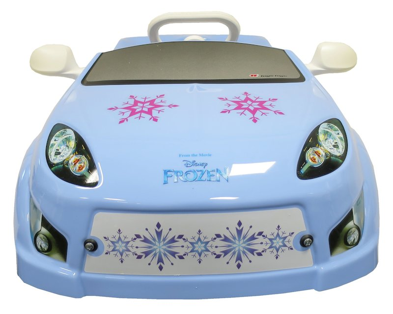 DISNEY FROZEN 3-4 YEARS CHILD PEDAL-CAR RIDE-ON