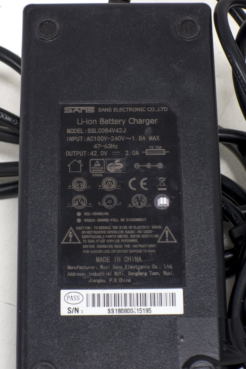 MP.BATTBE110 - BATTERY CHARGER FOR ELECTRIC ASSISTED E2300