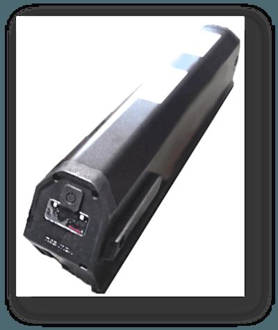 PC.BATTERBE.04 - 13Ah. BATTERY FOR ELECTRIC ASSISTED MTB BIKE E3500RM, E3600MM, E3700MM, E8200MM