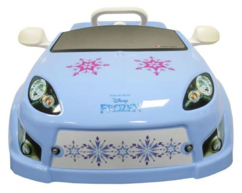 DISNEY FROZEN ELSA AND ANNA, 3-4 YEARS CHILD PEDAL-CAR RIDE-ON