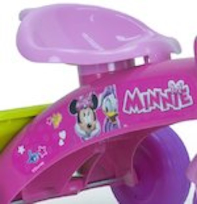 DISNEY MINNIE MOUSE TODDLER TRICYCLE
