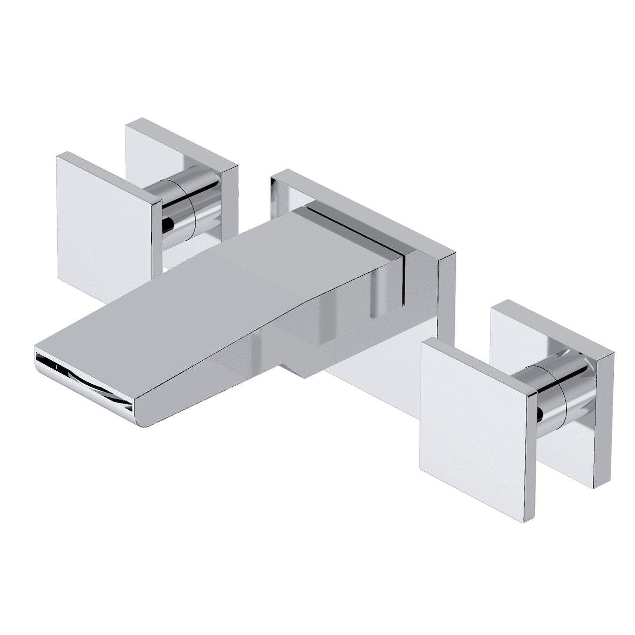 Miscelatore lavabo a parete Aquadra
